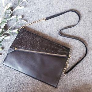 Clutch/Crossbody Reptile Bag